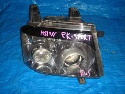 Накладка на фару. Mitsubishi eK-Sport, H81W Mitsubishi eK-Wagon, H81W Mitsubishi eK-Classic, H81W Mitsubishi eK-Active, H81W