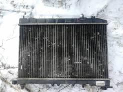 Радиатор охлаждения двигателя. Nissan Sunny, B13, B14, B15