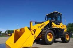 Fukai ZL 930. Погрузчик фронтальный Fukai 930 (ZL30) трактор, ковшовый, 1 800 куб. см., 2 000 кг.