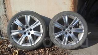 Продам комплект колес R18. 7.0x18 5x114.30 ET39