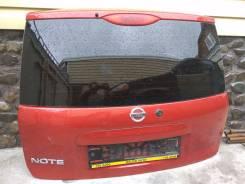 Дверь багажника. Nissan Note, E11, NE11, ZE11 Двигатели: HR16DE, K9K, CR14DE, HR15DE, XH1