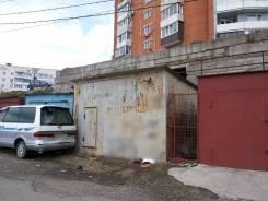 Гаражи металлические. улица Кипарисовая 4, р-н Чуркин, 22кв.м. Вид снаружи