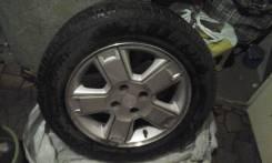 Bridgestone B700. Зимние, шипованные, износ: 30%, 4 шт