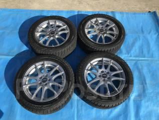 205/55R16 5x100 Комплект колес. 6.5x16 5x100.00 ET48 ЦО 72,0мм.