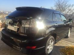 Toyota Harrier. автомат, 4wd, 2.4 (160 л.с.), бензин, 142 500 тыс. км