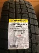Dunlop Winter Maxx WM02. Зимние, без шипов, 2017 год, без износа, 4 шт