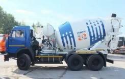 Камаз 58147Z. Автобетоносмеситель 58147Z на шасси Камаз-65115 ЕВРО-2 (2016 г. ), 7,00куб. м.