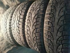 Pirelli Winter Carving Edge. Зимние, шипованные, износ: 30%, 4 шт