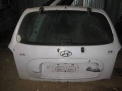 Крышка багажника. Hyundai Santa Fe, SM Двигатели: D4EA, G4JP, G4JS, G6AU, G6BA, L6BA