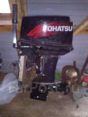 Tohatsu. 30,00л.с., 2-тактный, бензиновый, нога S (381 мм), Год: 2007 год