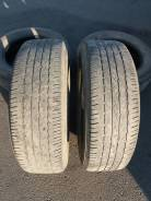 Bridgestone Dueler H/P Sport AS. Летние, 2012 год, износ: 40%, 4 шт