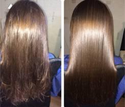Ботокс для волос лечение
