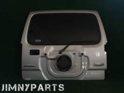 Дверь багажника. Suzuki Jimny Sierra, JB43W Suzuki Jimny Wide, JB43W, JB33W Suzuki Jimny, JB43W, JB23W, JB43, JB33W Двигатели: G13B, M13A, K6A