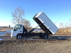 Isuzu NQR. Мультилифт. Многофункциональный грузовик. Isuzu Elf NQR, 4 600 куб. см., 5 000 кг.