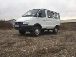 ГАЗ Соболь. Продаётся микроавтобус Газ Соболь, 2 400 куб. см., 7 мест