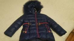 Пальто. Рост: 92-98, 104-110 см