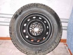 Michelin X Maxitrailer. Зимние, без шипов, 2007 год, износ: 5%, 4 шт