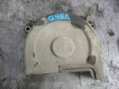 Крышка ремня ГРМ. Hyundai Click Hyundai Getz Hyundai Verna Hyundai Accent Двигатель G4EA