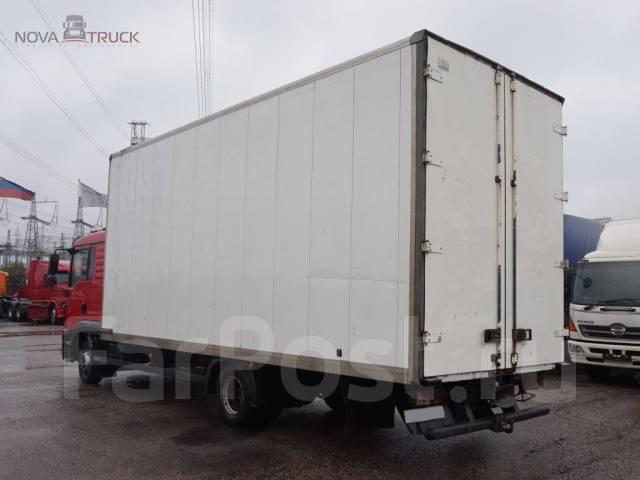 MAN TGL. Промтоварный грузовик 12.220, 4 580 куб. см., 5 170 кг.