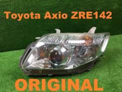 Фара. Toyota Corolla Axio, ZRE144, ZRE142, NZE141, NZE144 Toyota Corolla Fielder, NZE144G, NZE141, ZRE144G, ZRE144, NZE144, ZRE142, ZRE142G, NZE141G Д...