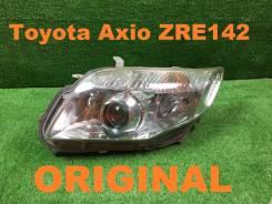 Фара. Toyota Corolla Axio, NZE144, NZE141, ZRE142, ZRE144 Toyota Corolla Fielder, NZE144G, NZE141G, NZE141, NZE144 Двигатель 1NZFE