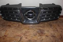 Решетка радиатора. Nissan Dualis, J10, NJ10, KJ10, KNJ10 Двигатель MR20DE