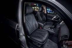 Сиденье. Lexus LX570 Lexus LX450d Toyota Land Cruiser, GRJ79K, J200, VDJ200, GRJ76K, URJ202W, URJ202 Двигатели: 1GRFE, 3URFE, 1VDFTV, 1URFE
