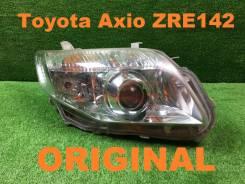 Фара. Toyota Corolla Axio, NZE141, ZRE142, NZE144, ZRE144 Toyota Corolla Fielder, ZRE142, ZRE144, NZE141, NZE144 Двигатели: 1NZFE, 2ZRFE