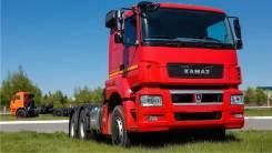 Камаз 65806-002-68. (Т5)тягач седельный, 14 000 куб. см., 23 000 кг.