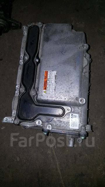 Инвертор. Toyota Prius, ZVW30, ZVW30L Двигатель 2ZRFXE