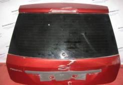 Крышка багажника. Ford Fiesta, CBK Двигатели: M7JB, M7JA, FXJA, FYJB, FYJA, FXJB