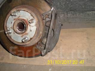 Суппорт тормозной. Toyota Corolla, AE100, AE100G, 18