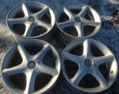 Bridgestone Erglanz. 7.0x17, 4x114.30, 5x114.30, ET40, ЦО 72,0мм.