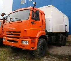 Камаз 43118 Сайгак. Автолаборатория-жилой фургон на шасси Камаз-43118, 11 000 куб. см., 10 000 кг.