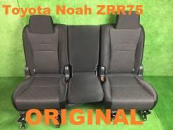 Сиденье. Toyota Noah, ZRR75G, ZRR75, ZRR75W