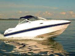 Aqualine. Год: 2001 год, длина 6,50м., двигатель стационарный, 225,00л.с., бензин