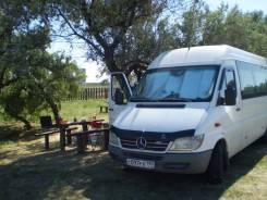 Mercedes-Benz Sprinter 313 CDI. Мерседес Спринтер 313 CDI, 2 400 куб. см., 9 мест