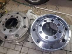 Грузовое литьё R22.5 и диски R20. 8x114.30 ЦО 56,1мм.