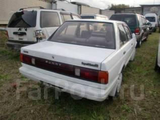 Nissan Sunny. FB12, GA15