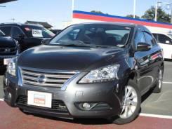 Nissan Sylphy. автомат, передний, 1.8, бензин, 30тыс. км, б/п. Под заказ