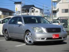 Toyota Celsior. автомат, задний, 4.3, бензин, 36 518 тыс. км, б/п, нет птс. Под заказ