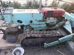 Yanmar. Продается мини бульдозер(обмен на авто или пиломатериал строиматериал), 1 000,00кг.