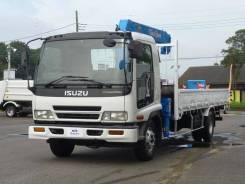 Isuzu Forward. Манипулятор , 7 200 куб. см., 3 000 кг. Под заказ