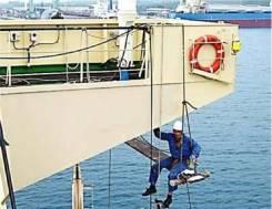 Обучение по охране труда при работе на высоте на морском флоте