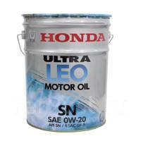 Honda Ultra Leo. Вязкость 0W-20, синтетическое