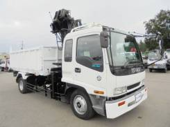 Isuzu Forward. 1996 (Грейфер), 8 220 куб. см., 5 000 кг. Под заказ