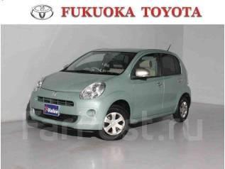 Toyota Passo. вариатор, передний, 1.0, бензин, 74 000 тыс. км, б/п. Под заказ