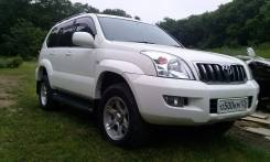 Toyota Land Cruiser Prado. автомат, 4wd, 2.7 (163 л.с.), бензин, 138 000 тыс. км