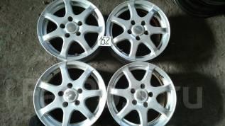 Комплект литых дисков №152. 6.0x15, 5x114.30, ET45