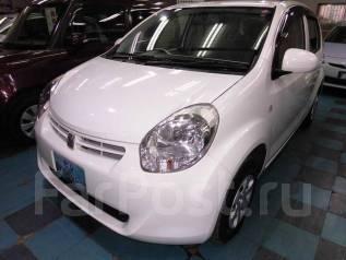 Toyota Passo. вариатор, передний, 1.0, бензин, 29 000 тыс. км, б/п. Под заказ
